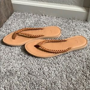 'Hollister' Slip on Sandals